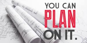Printing Plans // Abilene, Texas